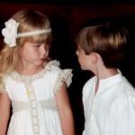 foto boda niños