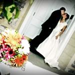 foto boda sesion antes de convite